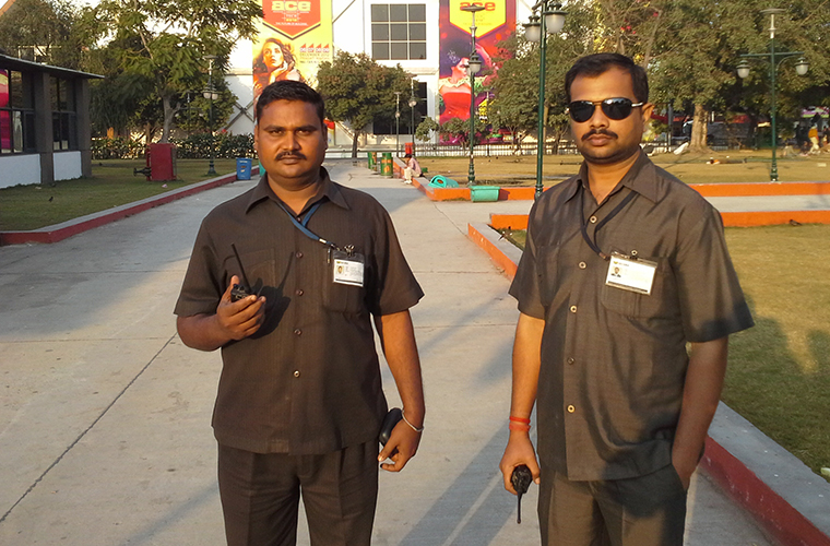 Providing PSO (Personal Security Officers) for Customized Security Requisites