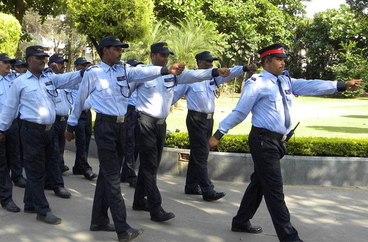 Providing Unarmed/Armed Security Personnel
