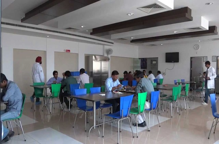 Corporate Canteen